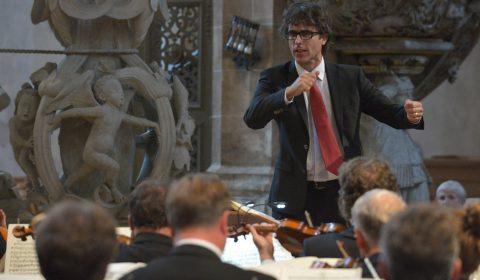 Aufführung des Elias im Freiberger Dom