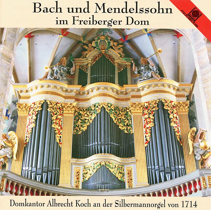 CD Bach und Mendelssohn