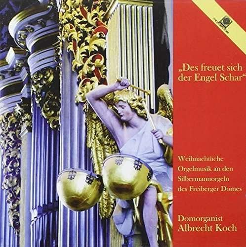 CD Des freuet sich der Engel Schar